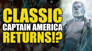 Classic Captain America Returns?! (Marvel's Secret Empire Part 2)