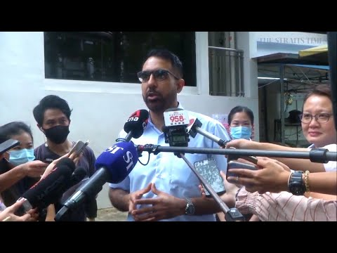 Pritam and WP's Sengkang team speak to media | GE2020