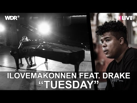 "ILoveMakonnen feat. Drake: ""Tuesday"" - 1LIVE Chilly Gonzales Pop Music Masterclass 