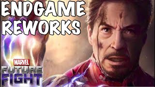 endgame part 3 brings justice for ironman marvel future fight
