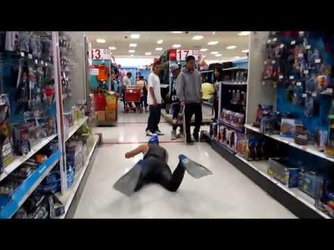 78f7709a01 Swimming in Walmart   Target - YouTube