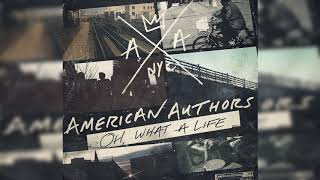 American Authors Trouble