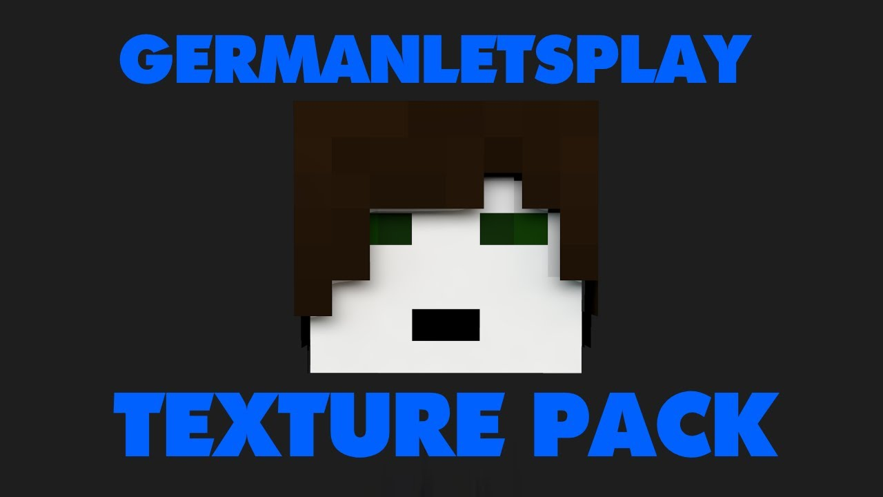 GermanLetsPlay [GLP] TEXTURE PACK - mit SOUNDS! [1.8/1.9/1 ...