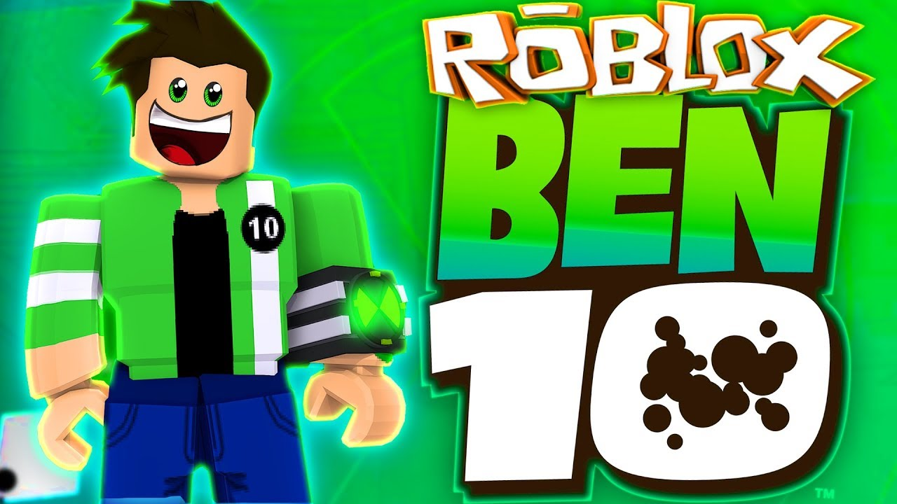 roblox ben 10 fighting game