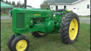 Tractor Tales: 1953 John Deere 60