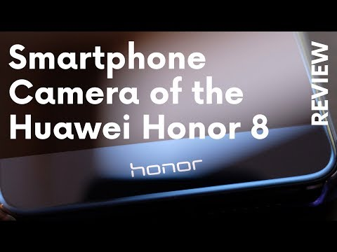 Is the Huawei Honor 8 Smartphone Camera any good?