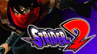 PSX Longplay #26: Strider 2
