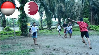 Download Video PARODY INDONESIA VS QATAR || #lintangadzani MP3 3GP MP4