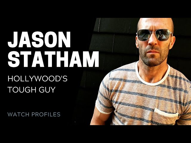 Jason Statham's Watch Collection | SwissWatchExpo [Watch Collection]