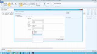 المنتج سمات التكوين في Microsoft Dynamics AX