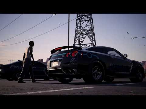 Need For Speed Payback: (Highway Burnout) Nissan GT-R R35 Premium