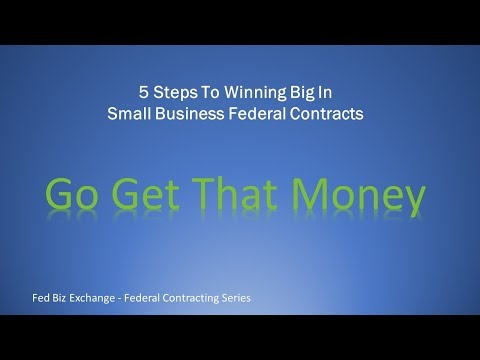 Step 5 - How to Locate Federal Solicitations to Bid