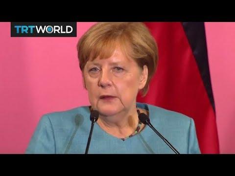 Brexit Talks: Merkel