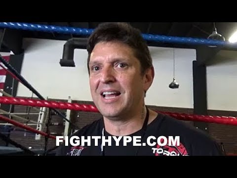 ALEX ARIZA WARNS ANTHONY JOSHUA ABOUT MUSCLE SIZE; EXPLAINS WHY DEONTAY WILDER BEATS HIM