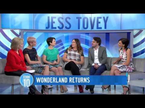 Wonderland's Jess Tovey