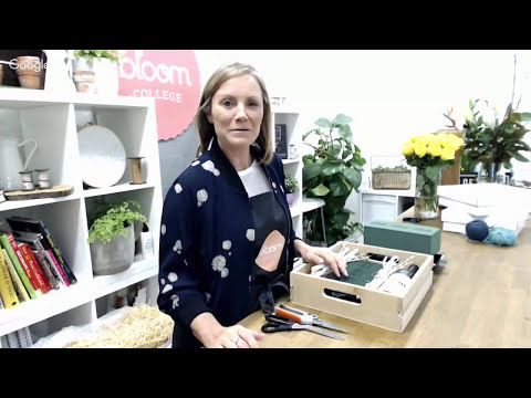 Professional Hampers for Charity - Bloom TV LIVE 7/11/16