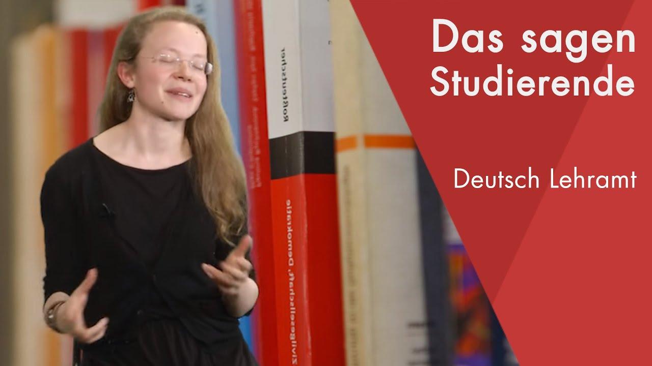 Lehramt Deutsch