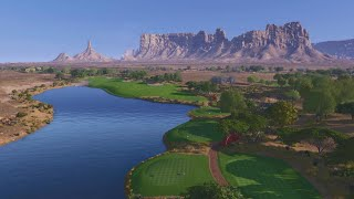 LET IT FLY - A New Programme From Golf Saudi