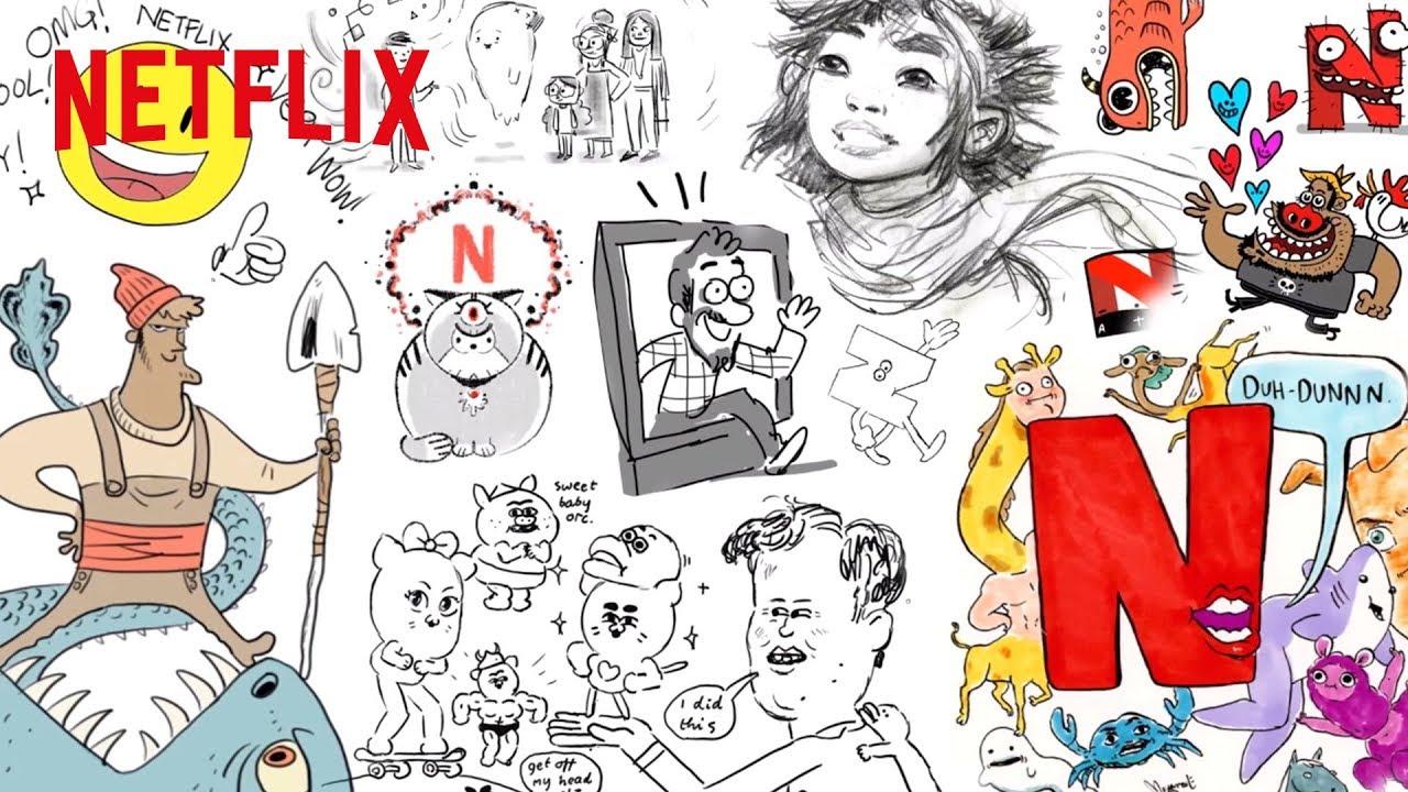 Drawing Netflix | Netflix