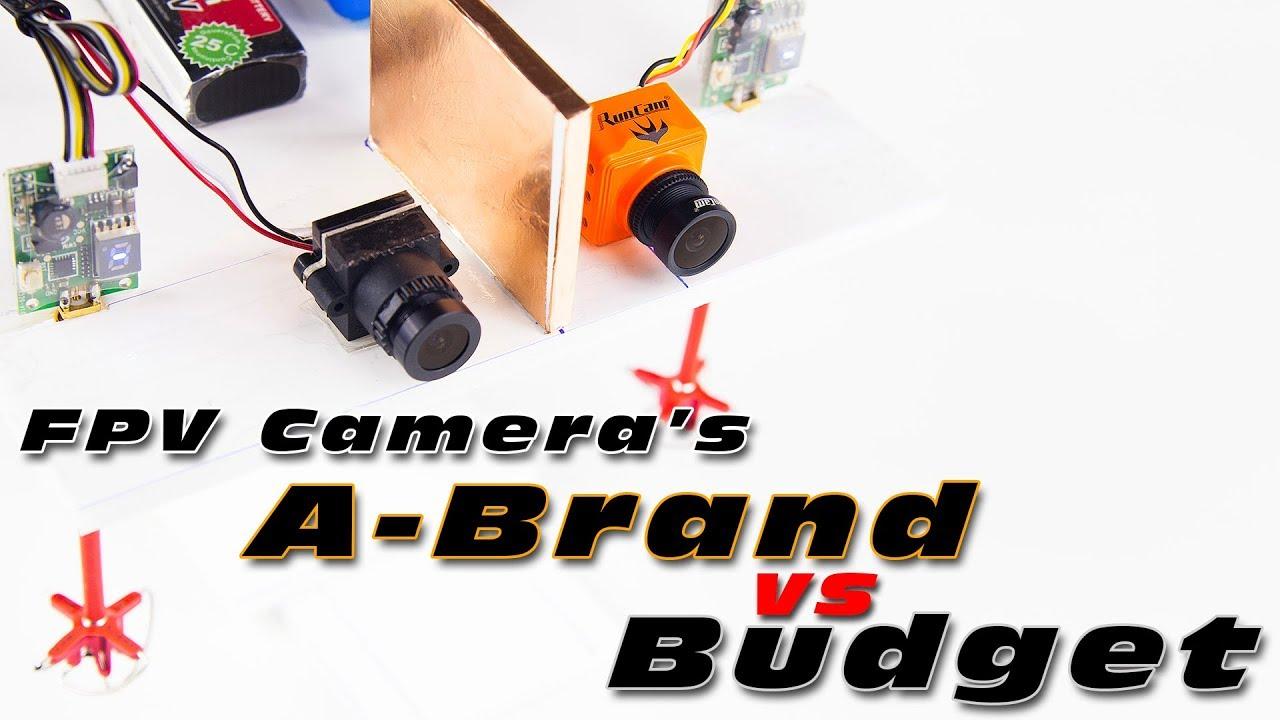 Brand OR Budget mini FPV camera? (Eachine vs Runcam)