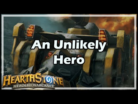 [Hearthstone] An Unlikely Hero