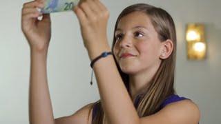 """Video für Kinder: Euro-Banknoten und -Münzen – mach mit beim Online-Spiel """"Euro Run""""!"""