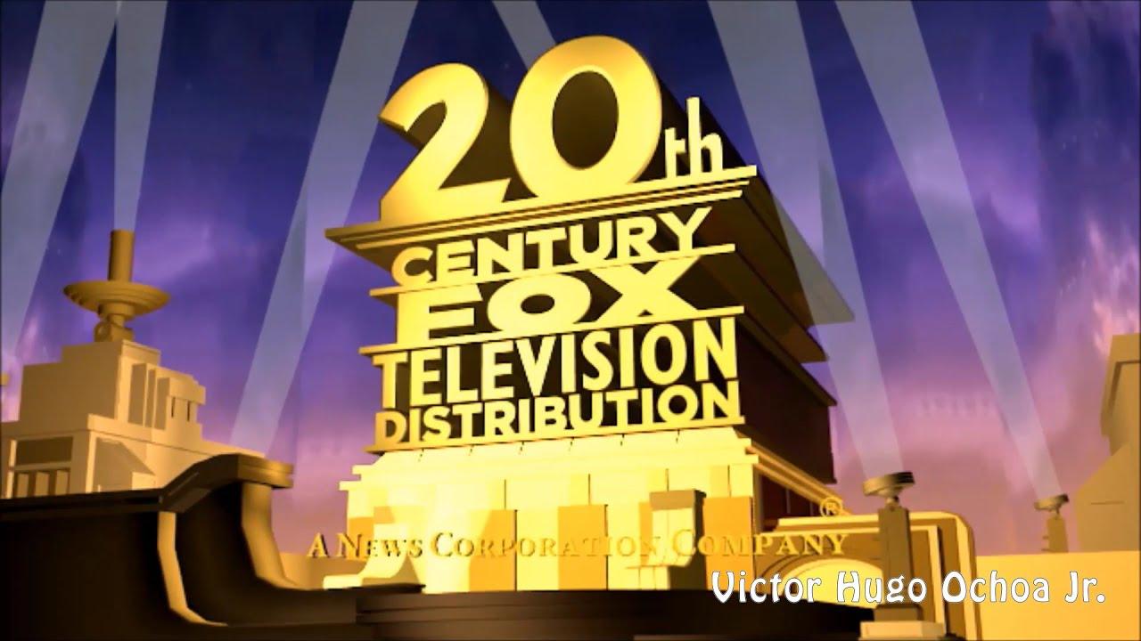 20th Century Fox Blender Logo
