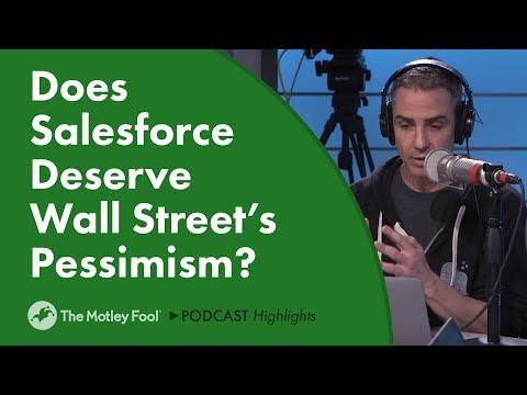 Does Salesforce.com Deserve Wall Street's Pessimism?