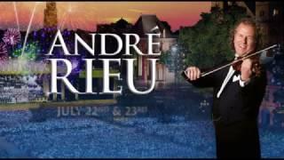 André Rieu announces UK cinema 2017
