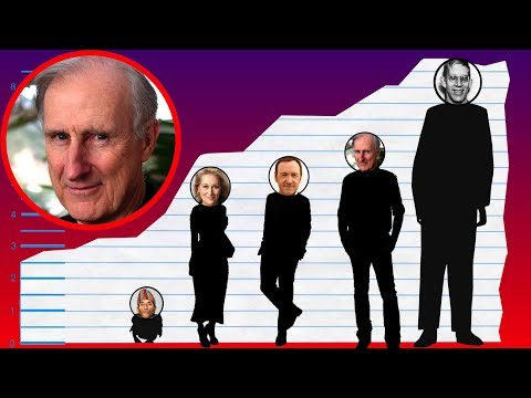 How Tall Is James Cromwell? - Height Comparison!
