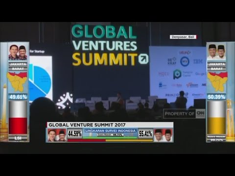 Investor Diskusikan Pembiayaan Startup - Global Venture Summit 2017