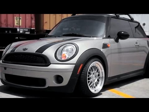 Mini Cooper Wheels >> MRR Wheels - FF3 Mini Cooper S Sport Video - YouTube