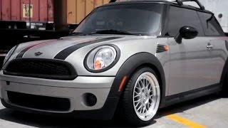 mrr wheels ff3 mini cooper s sport video