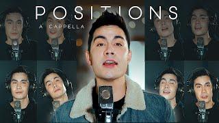 Positions (Ariana Grande) - A Cappella Cover - Sam Tsui