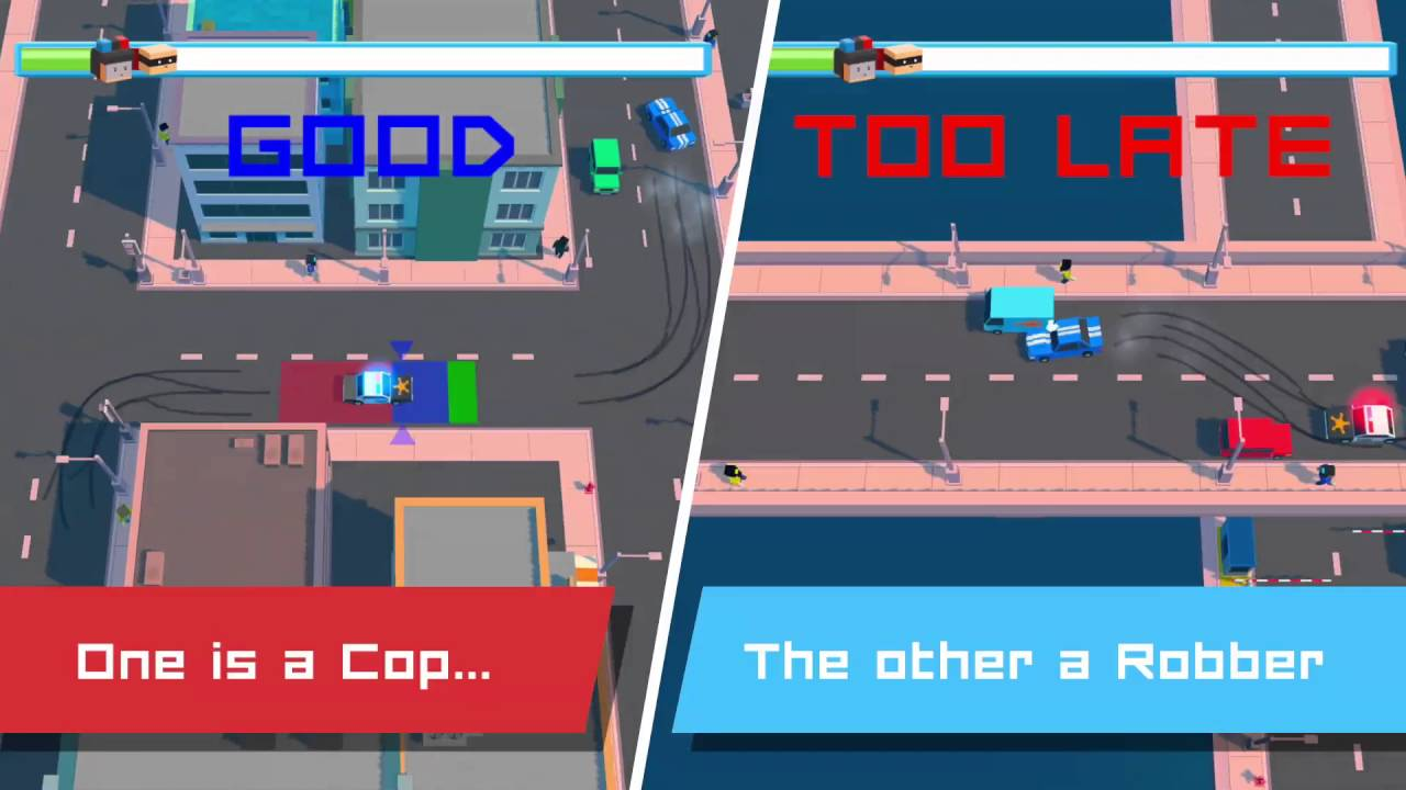High Speed Police Chase by BoomBit Games | iOS App (iPhone, iPad) | Android  Video Gameplay