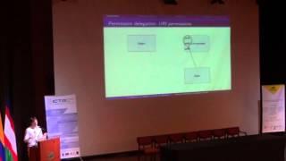 ICTAC2015 Conference - Oral Session on Formal Verification