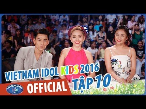 VIETNAM IDOL KIDS - THẦN TƯỢNG ÂM NHẠC NHÍ 2016 - GALA 4 - FULL HD