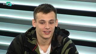 """Денис Кесіль у програмі """"Відкрито про спорт"""""""
