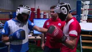 Sports Draft Camp Combat Sports - The beginning