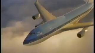 1989 KLM 70th Anniversary Commercial
