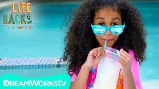 DIY Juice Box and Other Summer Hacks | LIFE HACKS FOR KIDS