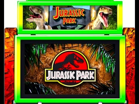 igt jurassic park slot machine