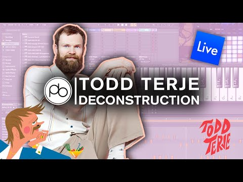 Todd Terje - 'Inspector Norse' Deconstruction at LMC