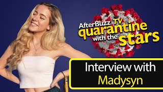 How Singer/Songwriter Madysyn is Surviving the Quarantine   AfterBuzz TV
