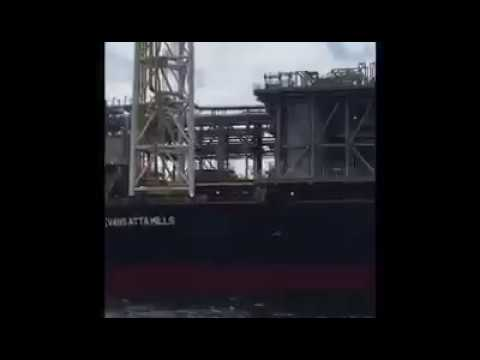 FPSO Attah Mills Tribute to Late Prof Mills by Offshore Waters