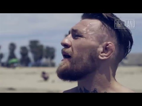 "Connor McGregor: ""be like water my friend"" with Bruce Lee 2016 HD"