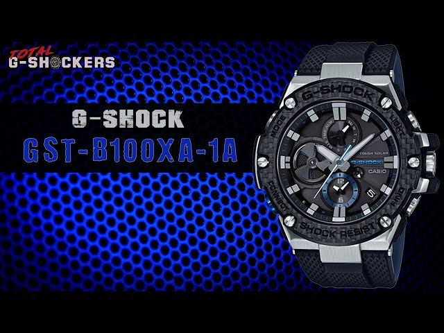Casio G-SHOCK G-STEEL GST-B100XA-1A | Top 10 Things Watch Review