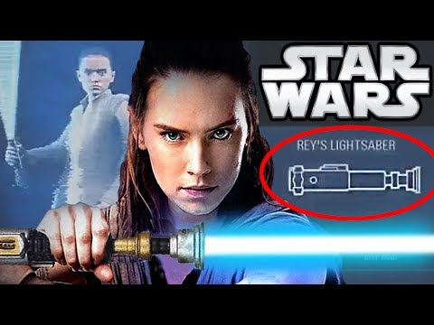 Why Does Rey Have Obi-Wan
