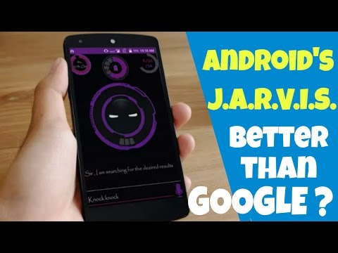 JARVIS AI on Android || Its Awesome || Have A Look || AI Personal Assistant
