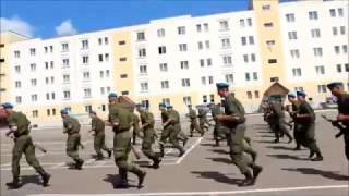Присяга 217 полк 98 дивизия ВДВ